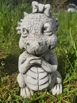 Gartenfigur Drache Maggy