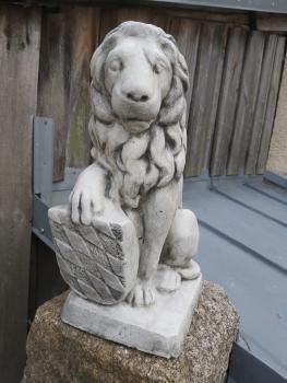 Gartenfigur Löwe Arthur
