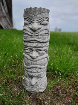 Gartenfigur Tiki